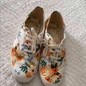 Keds Rifle Paper Co sneakers